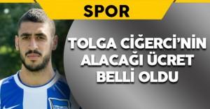 Galatasaray'ın Renklerine Kattığı Tolga Ciğerci'nin Ücreti Açıklandı