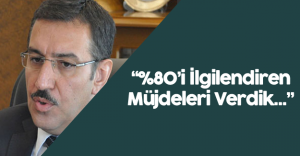 Gümrük Bakanı'ndan Ekonomik Müjdeler Paketi Açıklamaları