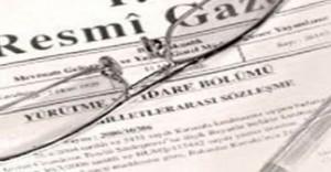 Gümrük ve Ticaret Bakanlığı Yer Değiştirme Yönetmeliği Resmi Gazete'de