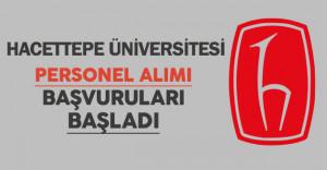 Hacettepe Üniversitesi En Az Lise Mezunu Sözleşmeli Personel Alımında Son Gün !