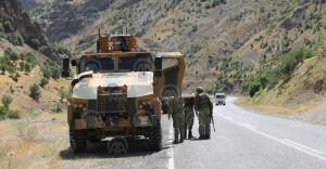 Hakkari'de Terör Saldırısı 4 Askerimiz Şehit Oldu