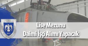Hava Kuvvetleri Komutanlığı Daimi İşçi Alımı