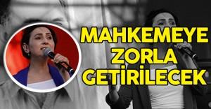 HDP Eş Genel Başkanı Yüksekdağ Mahkemeye Zorla Getirilecek!