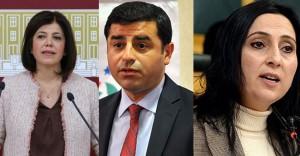 HDP'li Demirtaş, Yüksekdağ ve Beştaş Hakkında İddianame Hazırlandı