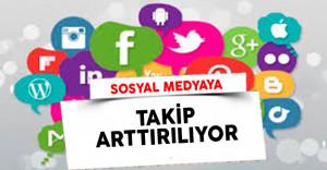 Hükümet Sosyal Medya Takiplerini Arttırma Kararı Aldı