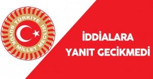 'İftar Davetiyesinde Meclis Logosu Değiştirildi İddialarına' Yanıt Geldi