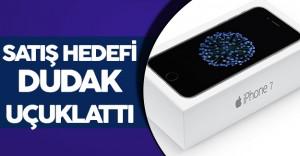 iPhone 7' nin Satış Hedefi Dudak Uçuklattı
