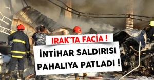 Irak'ta İntihar Saldırısı Çok Sayıda Ölü Var