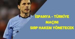 İspanya Türkiye Euro 2016 Maçının Hakemi Belli Oldu