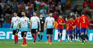 İspanya-Türkiye Maçının Yankıları Sürüyor