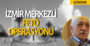 İzmir' de FETÖ Operasyonlarının Son Durağı Öğretim Üyeleri