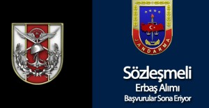 Jandarma Genel Komutanlığı Uzman Erbaş Alımı Başvurular Sona Eriyor