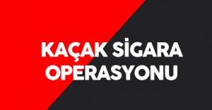 Kaçak Sigara Operasyonu ( 3 Milyon 950 Bin Sigara Ele Geçirildi)