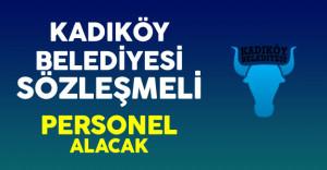 Kadıköy Belediyesi Sözleşmeli Personel Alacak
