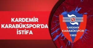 Karabükspor'un Asbaşkanı Hakan Yılmaz İstifa Etti