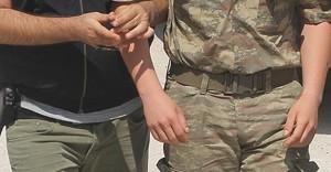 Kars'ta FETÖ'yle İlişkili 9 Rütbeli Asker Tutuklandı