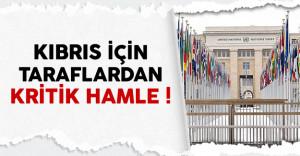 Kıbrıs müzakerelerinde kritik hamle