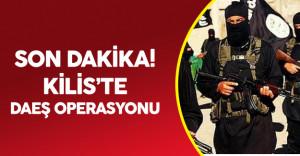 Kilis'te DAEŞ Operasyonu !2 Kişi Tutuklandı