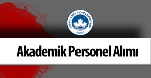 Kırklareli Üniversitesi Akademik Personel Alacak