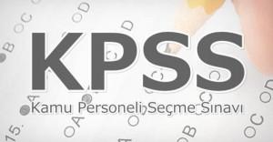KPSS Lisans Sınav Giriş Yeri Sorgulama