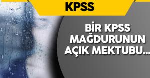 KPSS Mağduru Sağlık Yönetimi Mezunları Kadro İstiyor