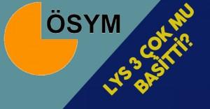 LYS 3 Edebiyat Coğrafya Yorumları ( Öğrenciler Sınav Hakkında Ne Dedi? LYS 3 Çok Mu Basitti?)
