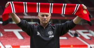 Manchester United Teknik Direktörü Mourinho'dan İlk Basın Toplantısı