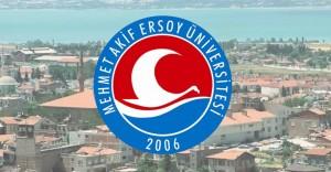Mehmet Akif Ersoy Üniversitesi Akademik Personel Alımı İlanı