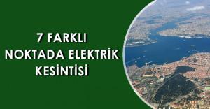 Metropol Şehirde 7 Farklı Noktada Elektrik Kesintisi: Kesinti Tarihi 28 Ekim!