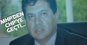 MHP'den İstifa Eden Belediye Başkanı CHP'li Oldu