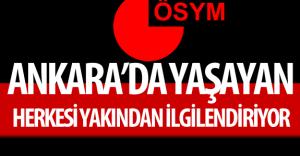 ÖSYM'den 22 Mayıs 2016 KPSS (Lisans Genel Yetenek , Genel Kültür , Eğitim Bilimleri ) Hakkında Önemli Duyuru