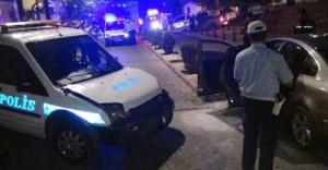 Polisi Arabayla 200 Metre Sürükleyen Sürücü Göz Altına Alındı