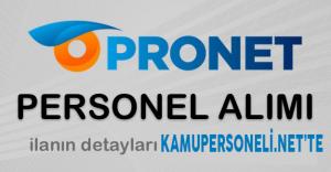 Pronet Güvenlik Personel Alımı Gerçekleştirecek