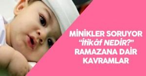 Ramazan ile İlgili Kavramlar ( Mukabele , İmsak Vakti , İtikaf )