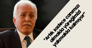 """Saadet Partisi Genel Başkanı: """"Ne zaman, nerede, nasıl patlayacağı belli olmayan bombalar..."""""""