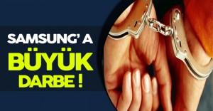Samsung Üst Düzey Yetkilisi Gizli Bilgileri Rakiplere Satıyormuş!