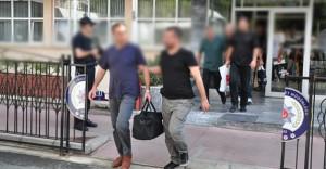 Şanlıurfa'da 16 Kamu Görevlisi Tutuklandı
