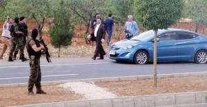 Şanlıurfa'da Bomba Yüklü Araç Paniği