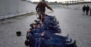 Savaş Muhabirlerinin Zorlu Eğitimi Sürüyor