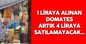 Sebze ve Meyve Fiyatları Düşecek! Bülent Tüfenkci'den Hal Yasası Açıklaması