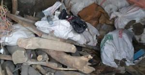 Şırnak'ta Yapılan Operasyonlarda Çok Sayıda Mühimmat Ele Geçirildi