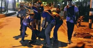 Son Dakika!! Bangladeş'te Terör Saldırısı: 20 Kişi Öldürüldü