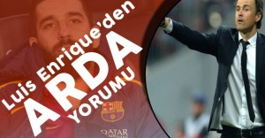 Son Dakika: Barcelona Teknik Direktörü'nden Arda Turan Yorumu