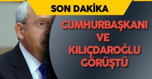 Son Dakika: CHP Lideri Güvenli Bölgede