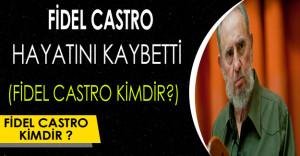 Fidel Castro Hayatını Kaybetti (Fidel Castro Kimdir?)