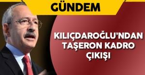 SON DAKİKA! Kılıçdaroğlu'ndan Taşeron Kadro Çıkışı