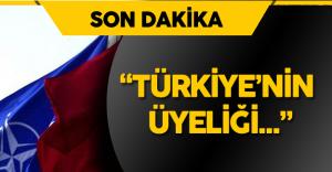 Son Dakika: NATO'dan Türkiye Açıklaması