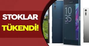 Sony Xperia XZ Rekorları Kıra Kıra Geliyor!