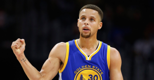 Stephen Curry'den NBA Rekoru
