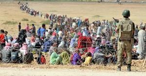 Suriye Sınırında Bin 300 Kaçak Yakalandı